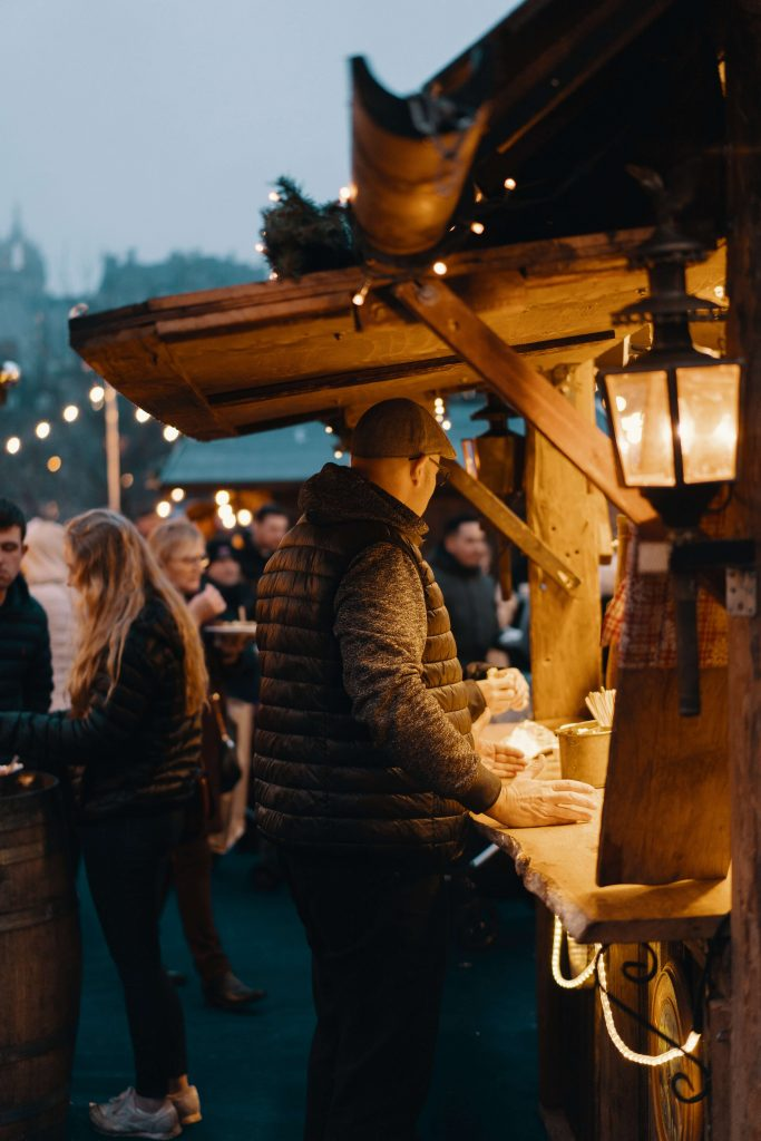 things to do in sheffield christmas markets